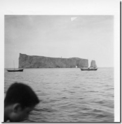 PCR-197 Perce Rock, Gaspe PQ