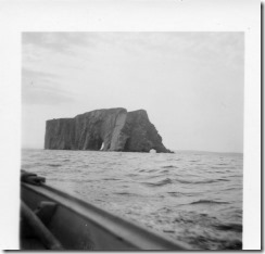 PCR-198 Perce Rock, Gaspe PQ