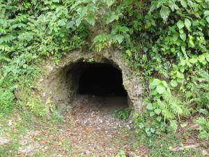 Image: cave entrance